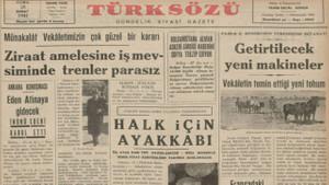 Tarihte bugünün gazete manşetleri (28 Şubat)