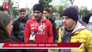 Avrupa'ya gitmek isteyen Suriyeli genç: Hayat çok pahalı, sigara 10 liraydı şimdi 20 lira