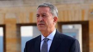 Bakan Akar: 76 rejim mensubu asker etkisiz hale getirildi