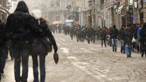 Kar bugün etkisini artıracak! Tüm yurdu sarıyor…