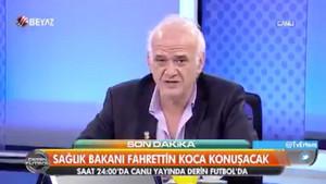 Ahmet Çakar'dan şok iddia: Koronavirüsten iki vatandaşımız öldü