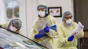 Koronavirüs Dünya Sağlık Örgütü'ne bulaştı