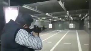 AKP'li vekil poligonda tüfekle atış yaptığı görüntüleri sildi