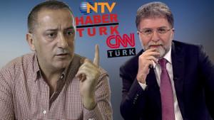 Fatih Altaylı'dan Ahmet Hakan'a reyting tepkisi: Yazdığı kuyruklu yalan