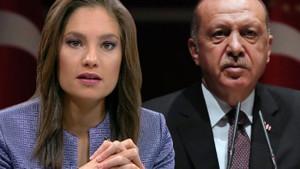 Erdoğan'ın bağış çağrısına Nevşin Mengü'den olay yorum: Pamuk eller cebe
