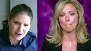 Corona virüsü hastası annesine böyle veda etti