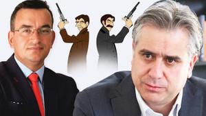 Metin Gürcan, Sabah yazarını düelloya davet etti! İster silah, ister bıçak...