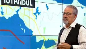 Deprem Uzmanı Prof. Dr. Naci Görür: Adalar Fayı çatırdıyor