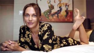 Meryem Uzerli: Türk bir oyuncuya aşık oldum