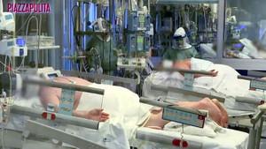 Koronavirüs hastalarının korkunç fotoğrafları