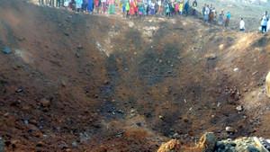 Nijerya'ya Meteor Düştü Haberi Doğru mu?