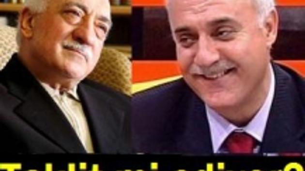 ŞOK!!! Nihat Hatipoğlu Fethullah Hoca'yı mı taklit ediyor? VİDEO