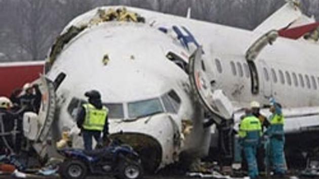 Amsterdam'da düşen uçağın suçlusu Boeing!