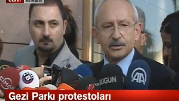 Başbakan halktan özür dilesin! Kılıçdaroğlu Gül'den ne istedi?