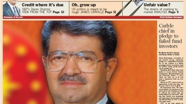 FT'den çarpıcı analiz! Özal ve Erdoğan'ın sonu...