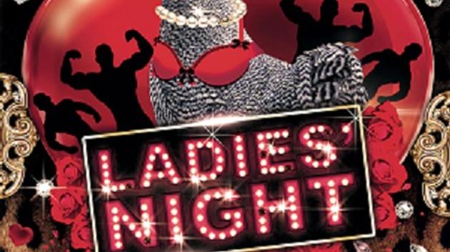 Cahide'den yalnız kadınlara özel gece!