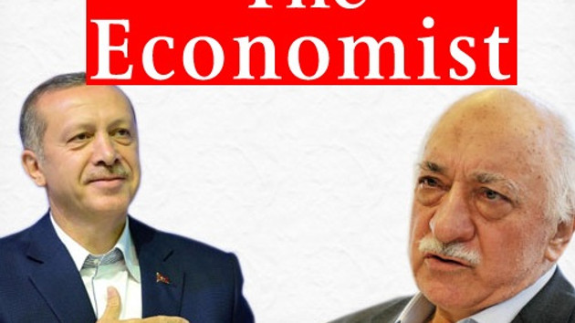 Erdoğan ve Gülen düşman olursa.. Economist'ten şok analiz!