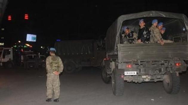 Mecidiyeköy'de askeri birlikler konuşlandı!