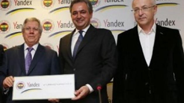 Yandex, Fenerbahçe Kulübü ile işbirliği yaptı!