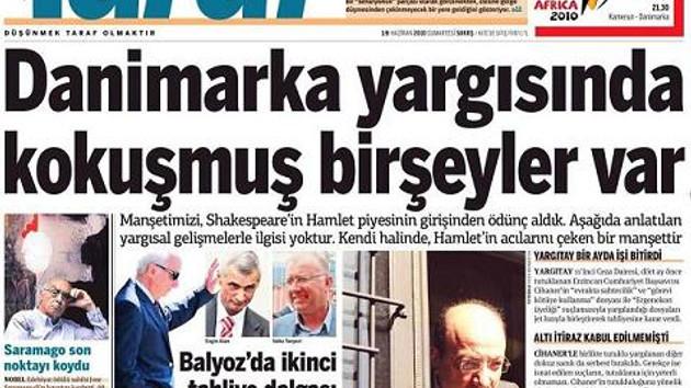 Taraf'ın Ankara muhabiri istifaya zorlandı mı?