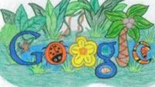 9 yaşında Google'ın logosunu değiştirdi! İşte o logo!