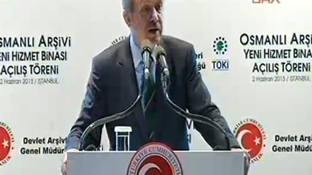 Bir kaç çapulcuya pabuç bırakmayız! Erdoğan çok sert!