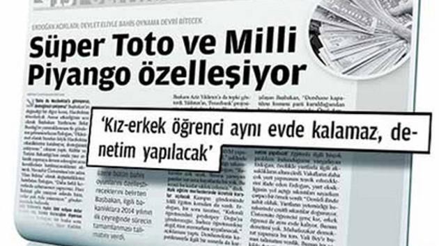 Erdoğan'ın o konuşmasını kim sızdırdı? Zaman'dan ilginç yazı...