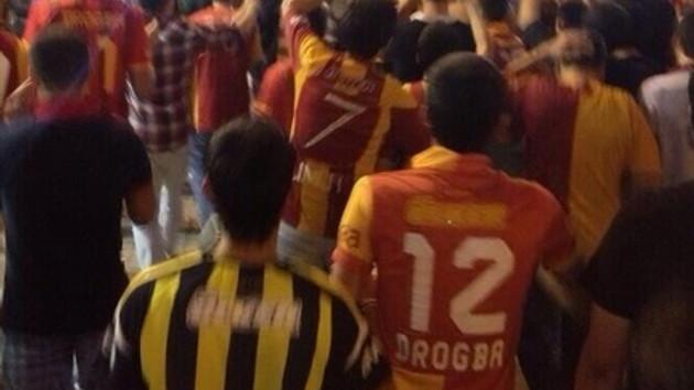 Türkiye İstiklal'de çekilen bu fotoğrafı konuşuyor!