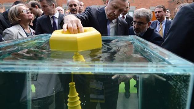 Bundan biz de yapalım Taner.. Erdoğan çok beğendi!