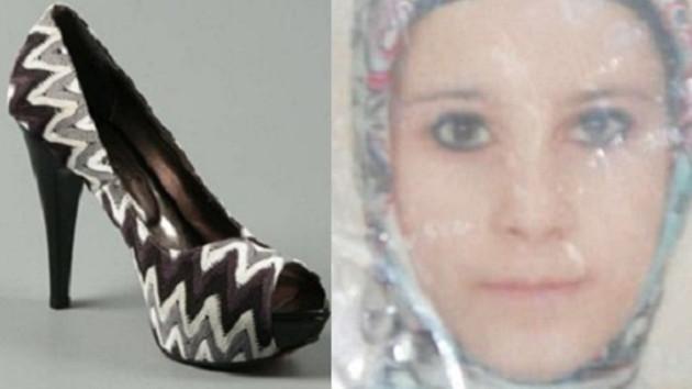 Topuklu ayakkabı giydi, hayatından oldu!
