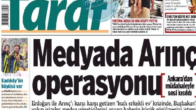 Erdoğan'ın danışmanları Arınç'a oyun mu oynadı?