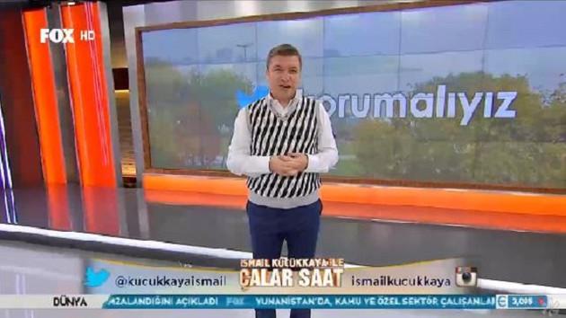 İsmail Küçükkaya'dan Atatürk süveteri