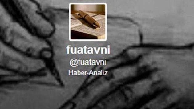 Fuat Avni'ye Twitter'da küfür yağdı