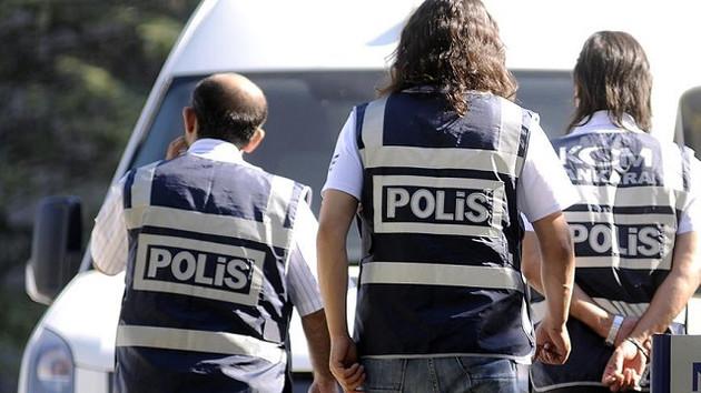 TUSKON'a polis operasyonu!