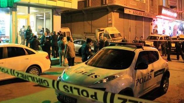 PTT şubesinde silahlı soygun!