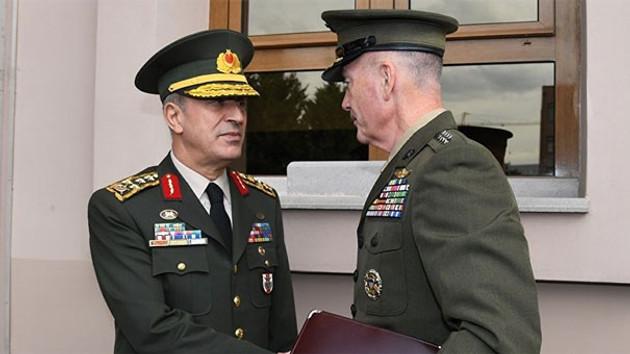 Genelkurmay'da ABD'li subay ne görev yapacak?