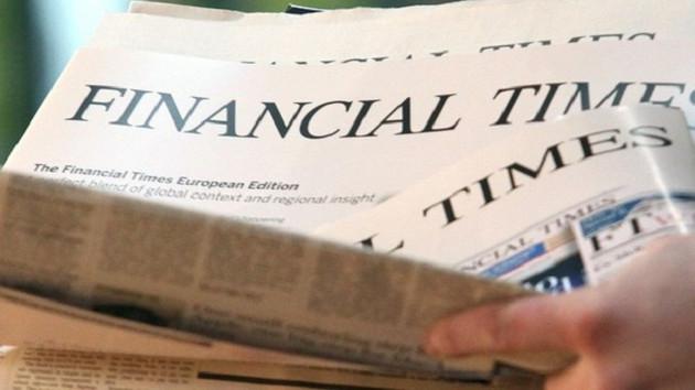 Financial Times: Batı'nın Erdoğan'dan vazgeçmesi için çok erken!