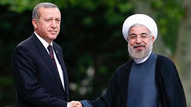 İran Cumhurbaşkanı Ruhani Kudüs için İstanbul'a geliyor