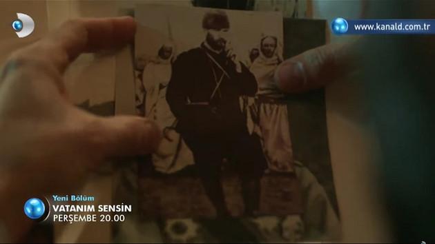 Vatanım Sensin 14. bölüm 2. fragmanına Atatürk'ün fotoğrafları damga vurdu