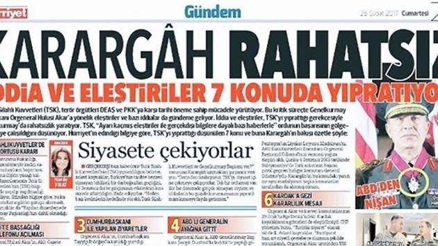 Yiğit Bulut: Hürriyet Erdoğan'ı tehdit etti, hesap verecek