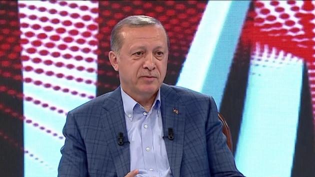 Cumhurbaşkanı Erdoğan: Gavur topraklarında esir olamam