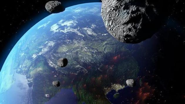 650 metre çapındaki dev asteroid dünyanın yakınından geçecek