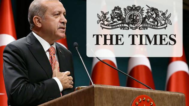 Times: NATO için vakti geldi, Erdoğan'a sesini yükseltsin
