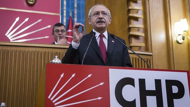 Kemal Kılıçdaroğlu: FETÖ'cü arıyorsan Saray'a bakacaksın