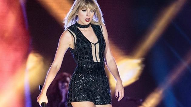 Taylor Swift'ten Kardashian'a gönderme!
