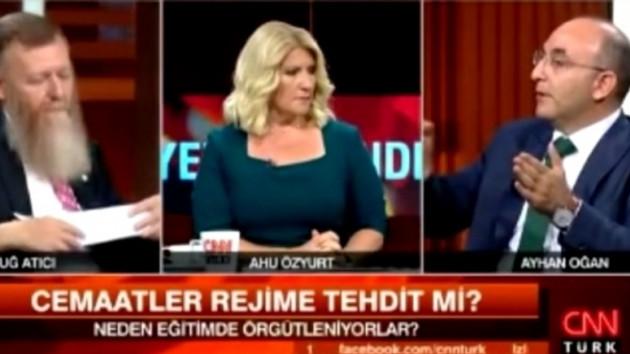 Ayhan Oğan'dan tepki toplayan sözler: Biz yeni bir devlet kuruyoruz, Lideri de Erdoğan!