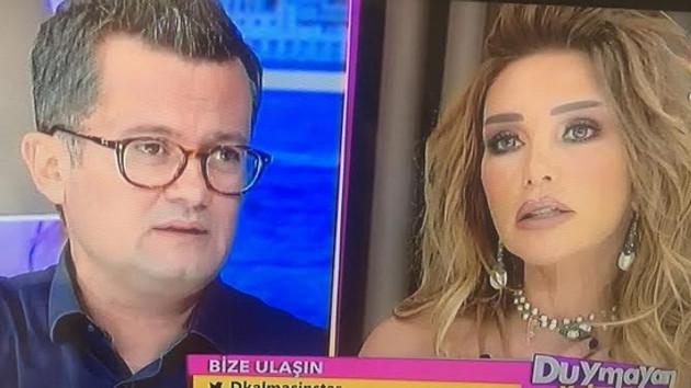Seren Serengil ekranda Gülben Ergen'i görünce çılgına döndü: Bu kadının ne işi var bizim programda?