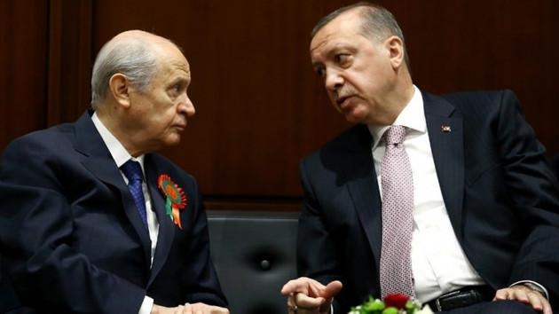 AKP-MHP ittifakı genişliyor, BBP lideri Mustafa Destici'den ittifak açıklaması