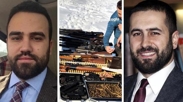 Cübbeli Ahmet'in damadından silahlı paylaşım
