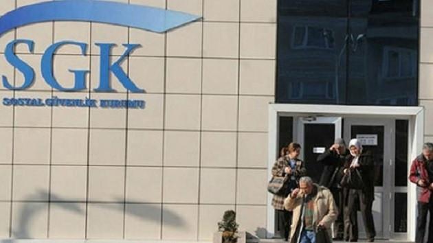 SGK'nın hastanelere yaptığı ödeme 6 milyardan 41.7 milyar liraya çıktı